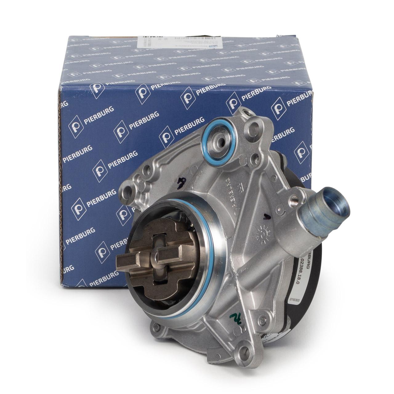 PIERBURG Vakuumpumpe Unterdruckpumpe PORSCHE 911 (997) Boxster Cayman 987 2.9 9A111009006