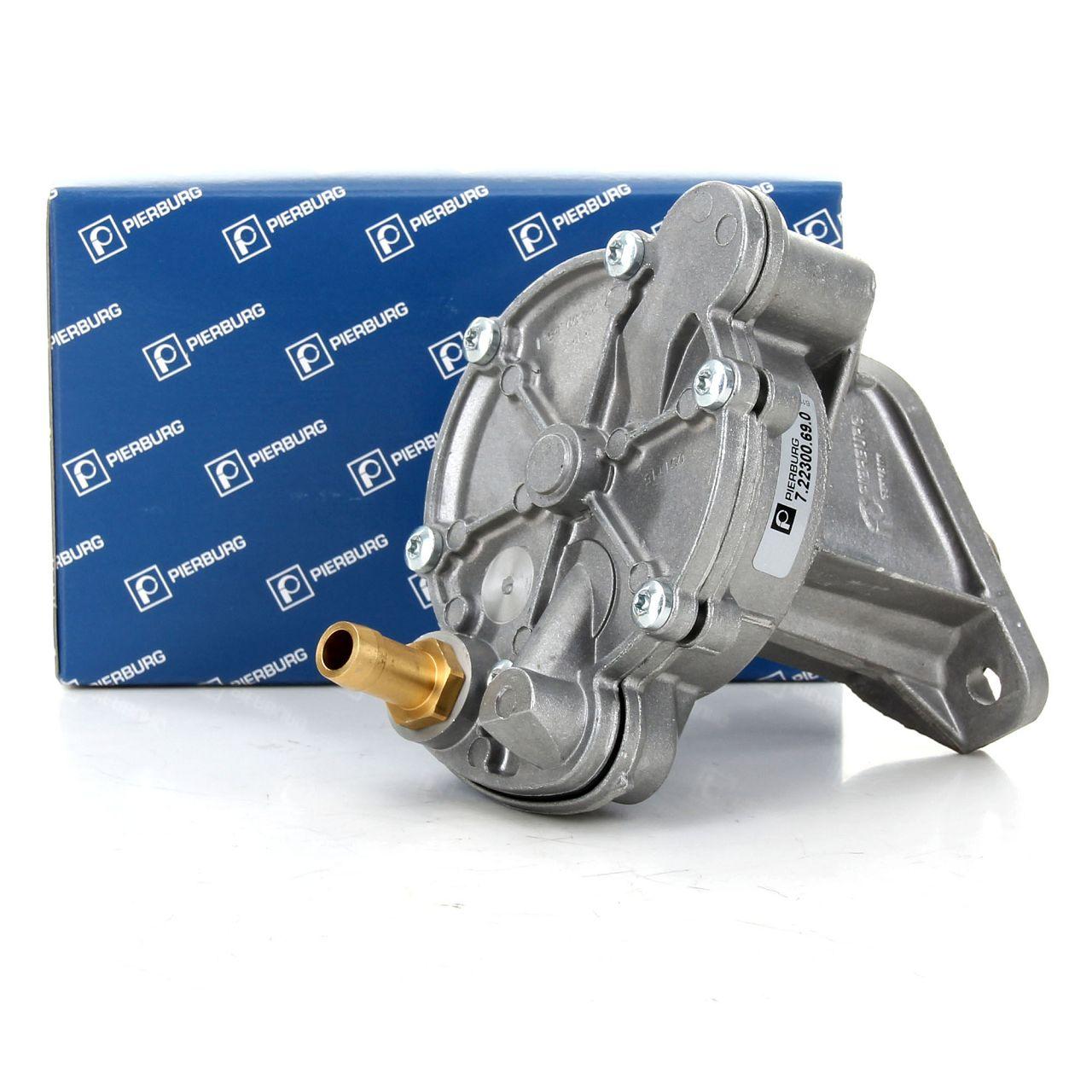 PIERBURG Vakuumpumpe Unterdruckpumpe für VW Crafter Transporter T4 2.4D 2.5 TDI