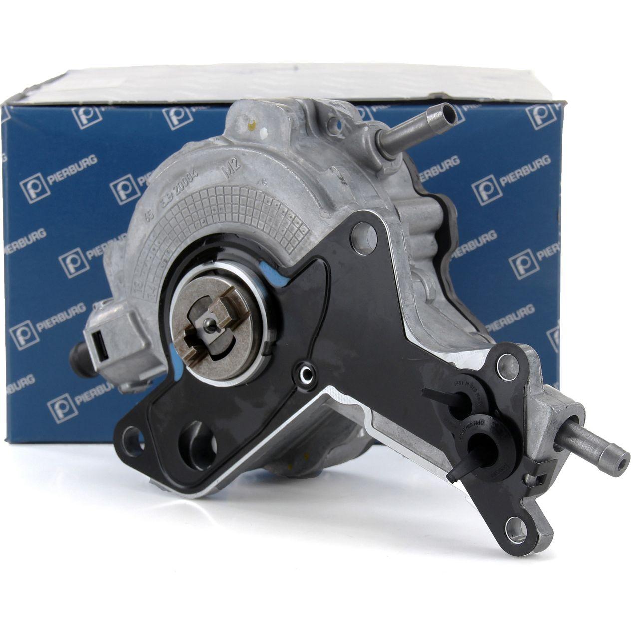 PIERBURG 7.24807.17.0 Unterdruckpumpe Vakuumpumpe Kraftstoffpumpe für AUDI VW