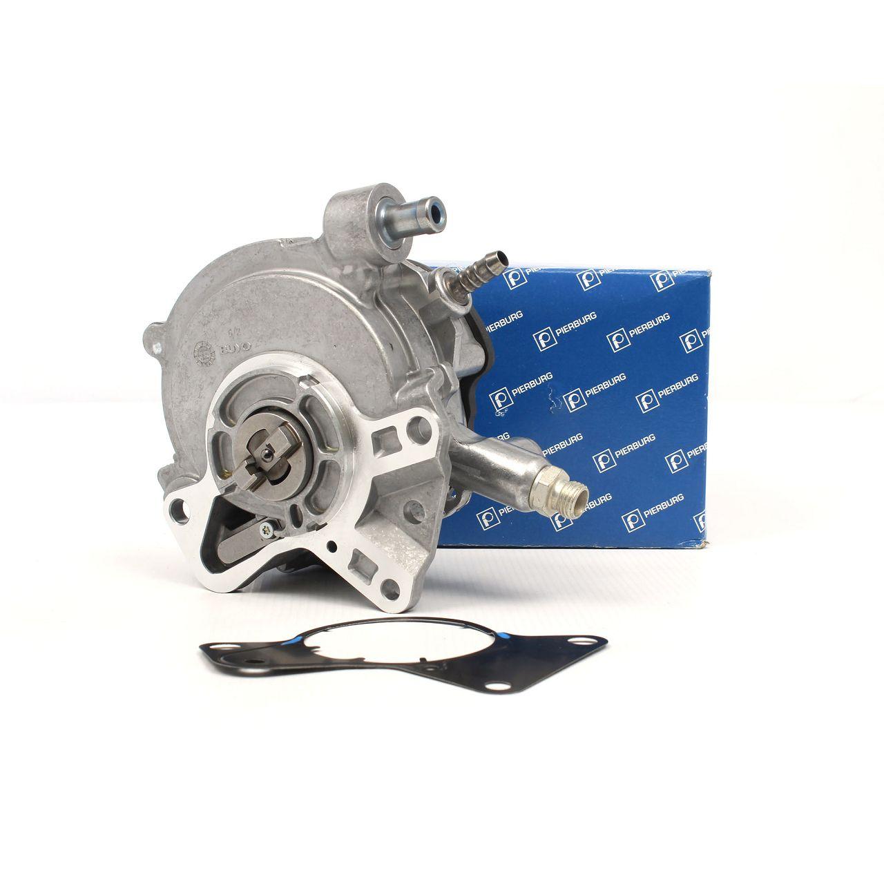 PIERBURG Unterdruckpumpe Vakuumpumpe Kraftstoffpumpe für VW Multivan T5 Touareg