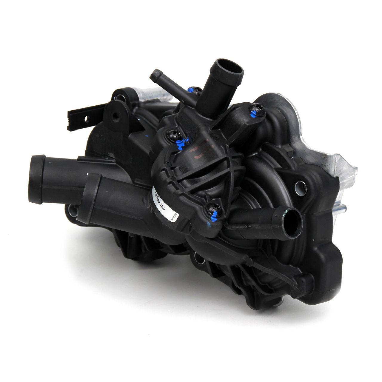 PIERBURG Wasserpumpe + Thermostatgehäuse für AUDI SEAT SKODA VW 1.0/1.2/1.4 TSI