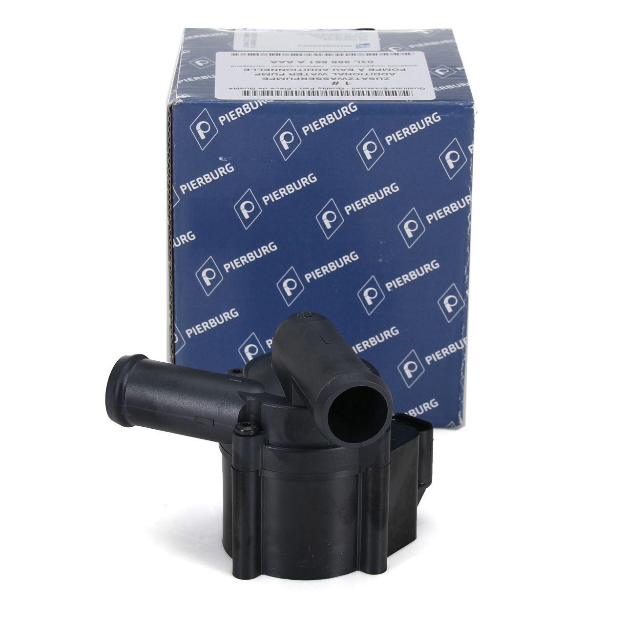 PIERBURG Zusatzwasserpumpe für AUDI A4 B8 A6 C6 Q5 (8RB) A5 2.0 TDI 03L965561