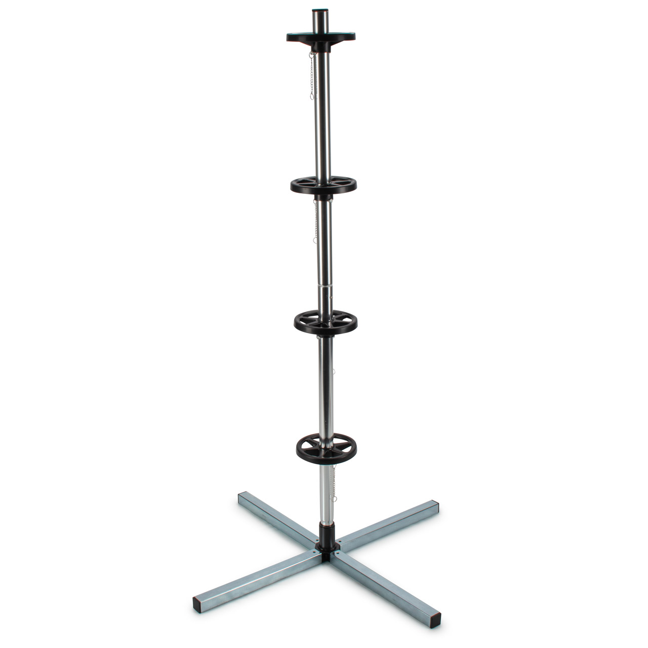 PROPLUS Felgenbaum Felgenständer XL bis 295mm + Schutzhülle + Rad-Markierungsset