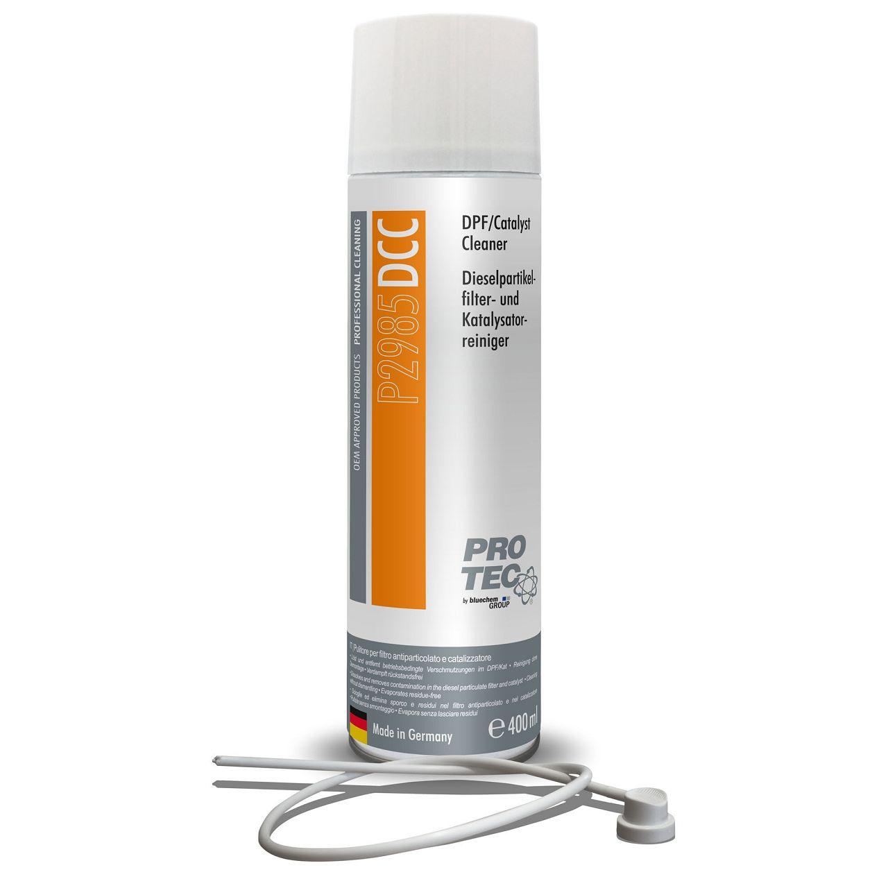 PROTEC DPF/Catalyst Cleaner Dieselpartikelfilter-/ Katalysatorreiniger 400ml
