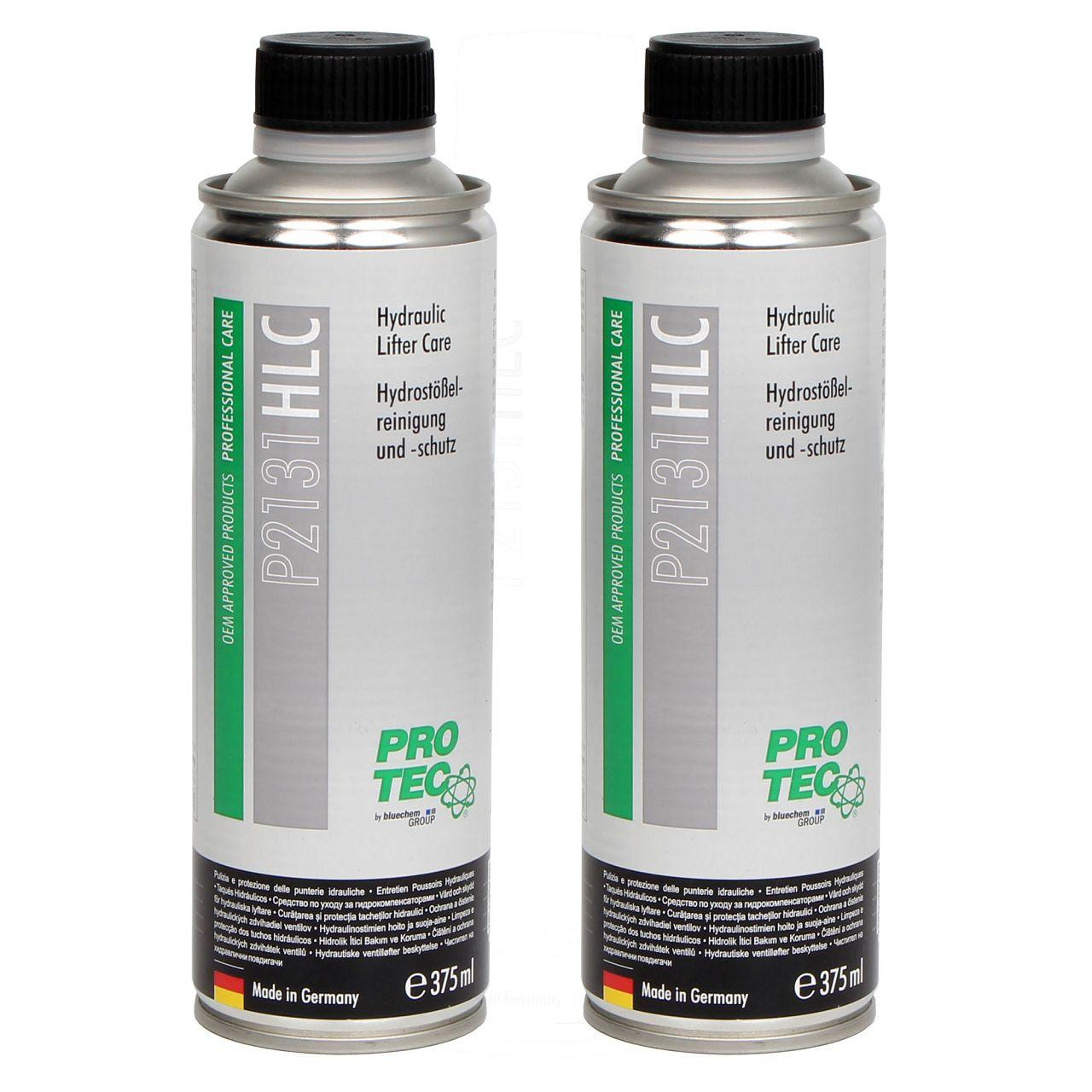 PROTEC HLC Hydraulic Lifter Care Hydrostößelreinigung und -schutz 750ml