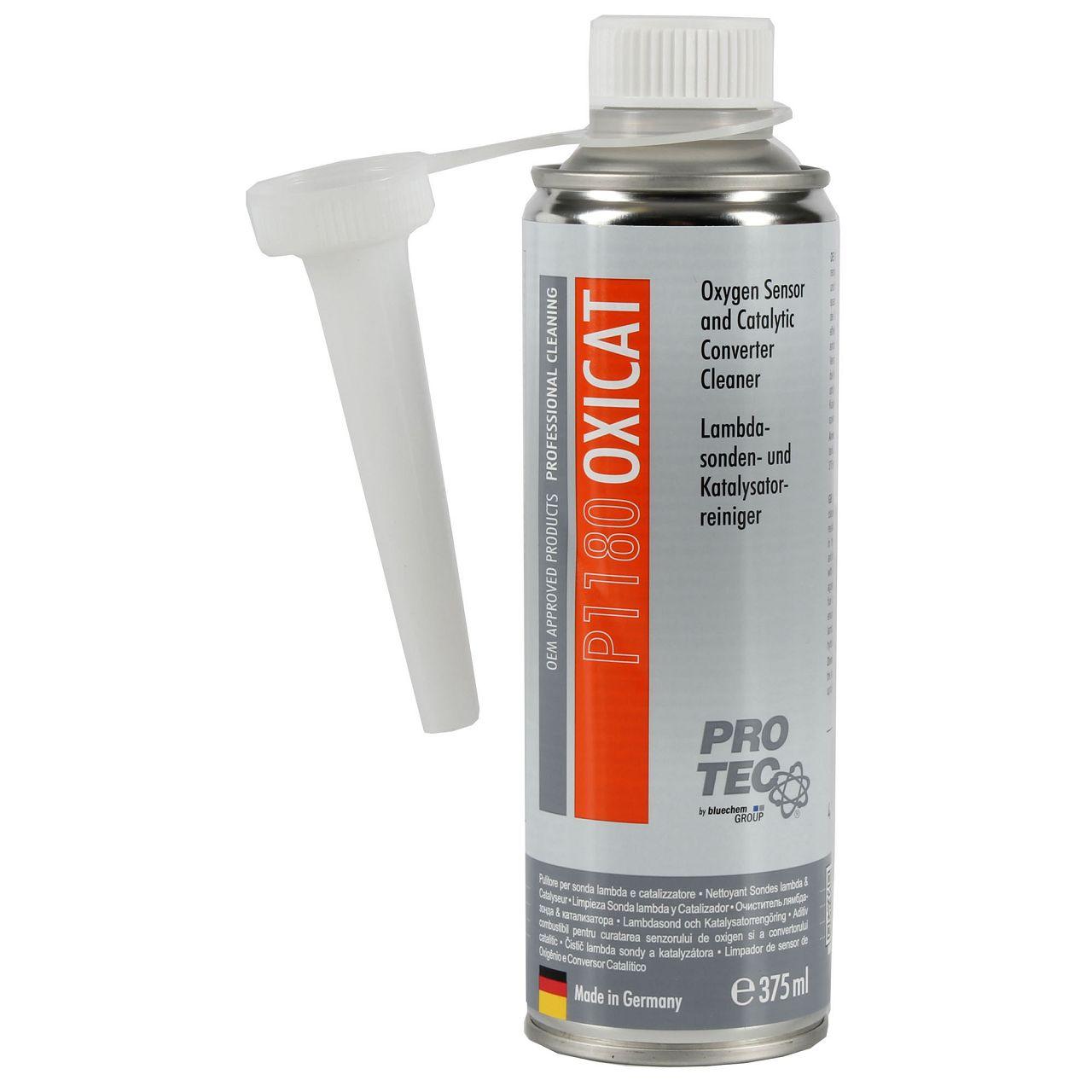 PROTEC P1180 OXICAT Lambdasondenreiniger + Katalysatorreiniger 375ml