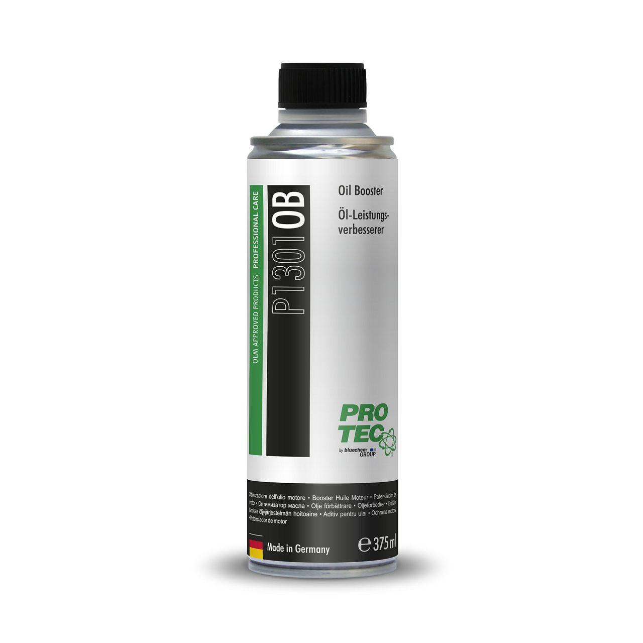 PROTEC P1301 OB Oil Booster Öl Leistungsverbesserer Ölverbesserer 375ml