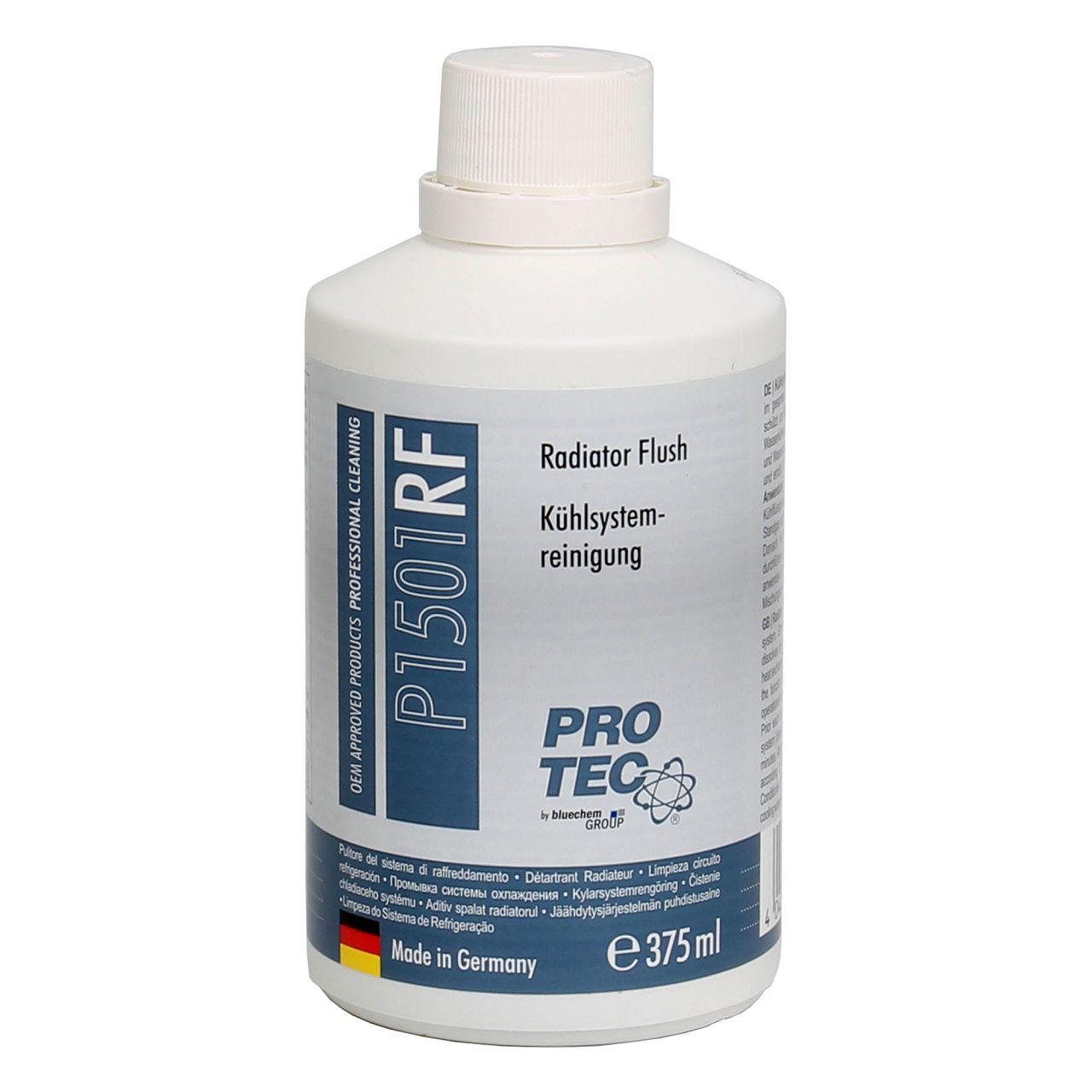 PROTEC RF Radiator Flush Kühlsystemreiniger Kühler Kühlsystem Reiniger 375ml