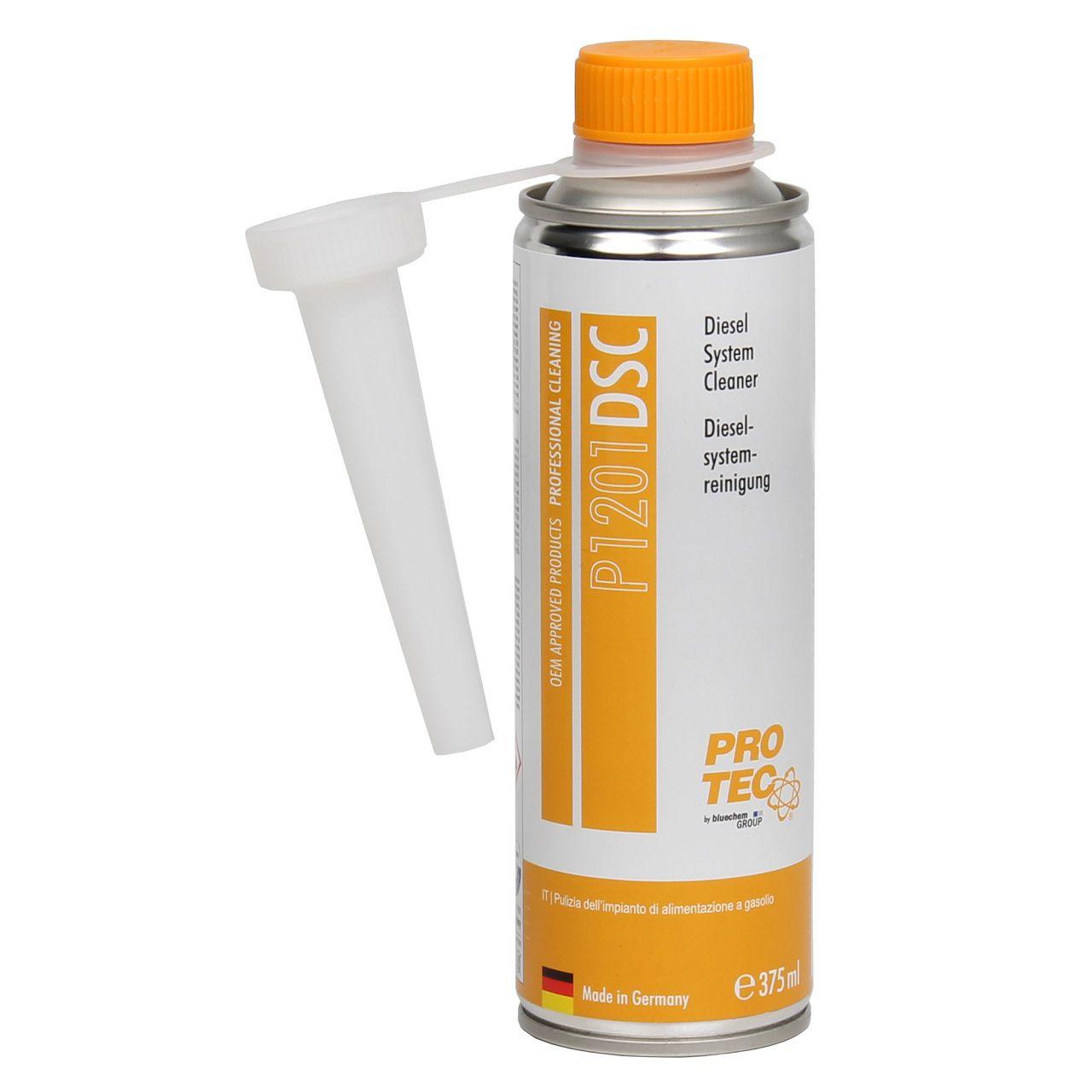 PROTEC DSC Diesel System Cleaner Diesel Systemreiniger Einspritzsystem 375ml