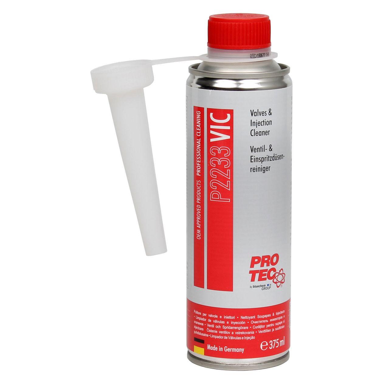 PROTEC VIC Valves & Injection Cleaner Ventil- & Einspritzdüsenreiniger 375ml