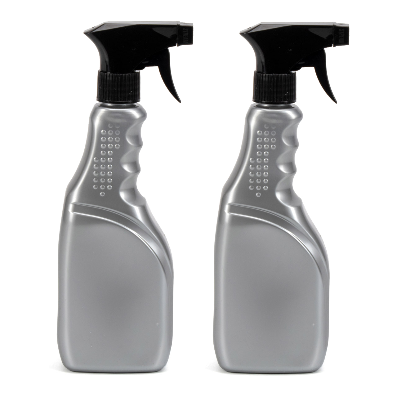 Sprühflasche Pumpzerstäuber Pumpsprühflasche Handsprüher Zerstäuber 2x 500ml