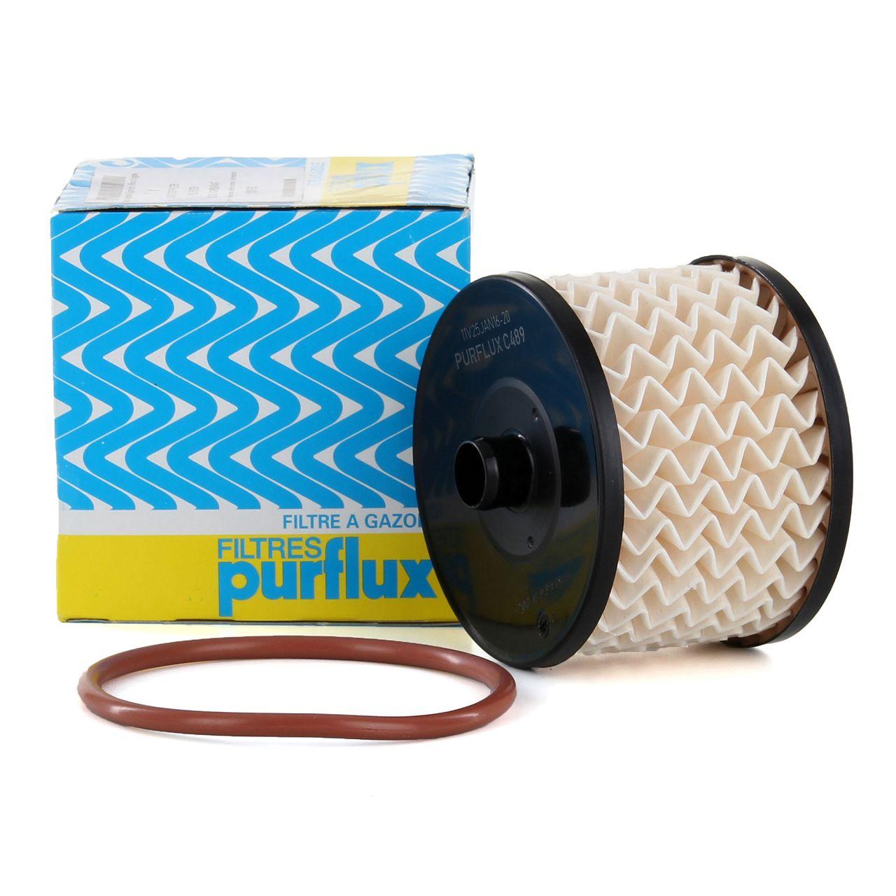 PURFLUX Kraftstofffilter Dieselfilter für Ford Focus II I S-Max Galaxy 2.0 TDCi