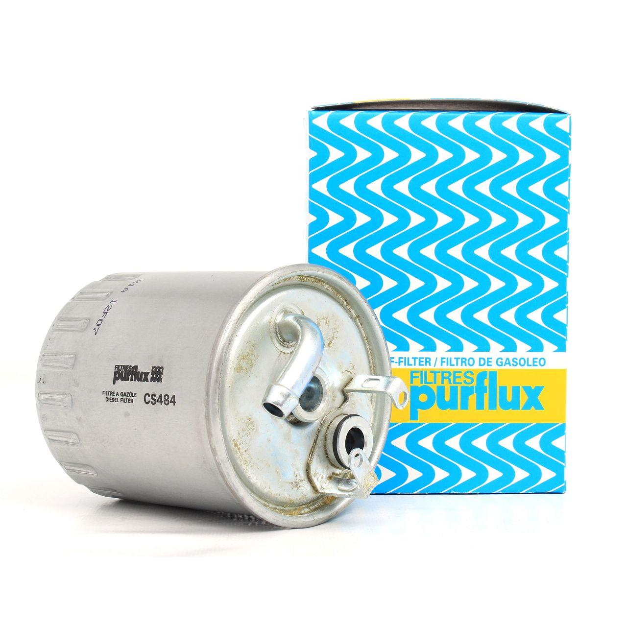 PURFLUX Kraftstofffilter für Mercedes W168 Sprinter V-Klasse Vaneo Vito