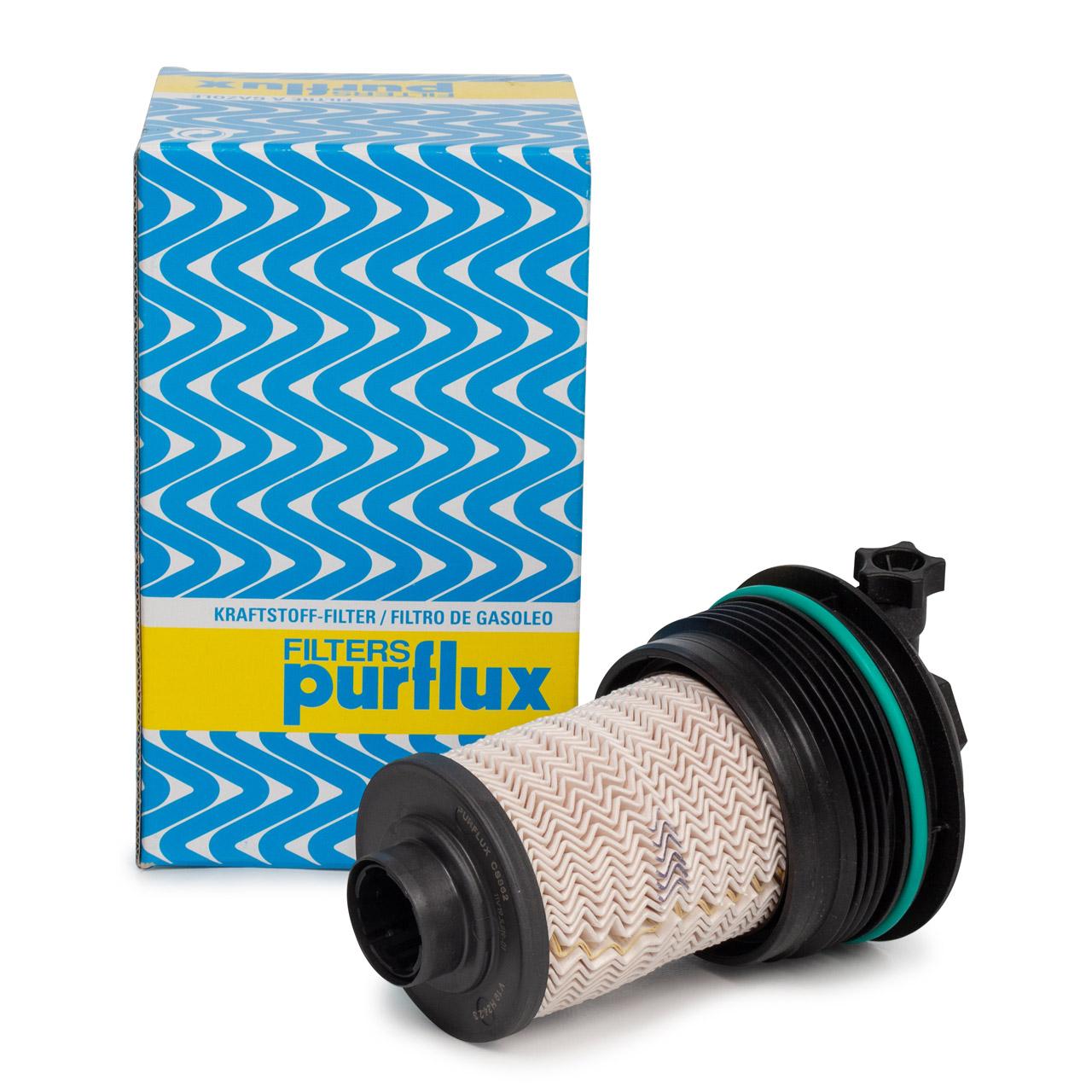 PURFLUX Kraftstofffilter Dieselfilter FORD Transit / Tourneo Custom 2.0 TDCI 2005485
