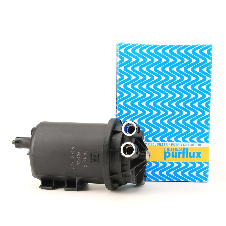 PURFLUX Kraftstofffilter Dieselfilter Astra G TD/DTI Astra H Zafira B 1.7 CDTi