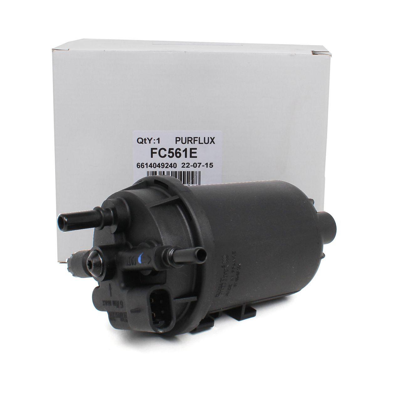 PURFLUX Kraftstofffilter Dieselfilter Gehäuse FC561E für Renault 1.9D 1.9-3.0dCi
