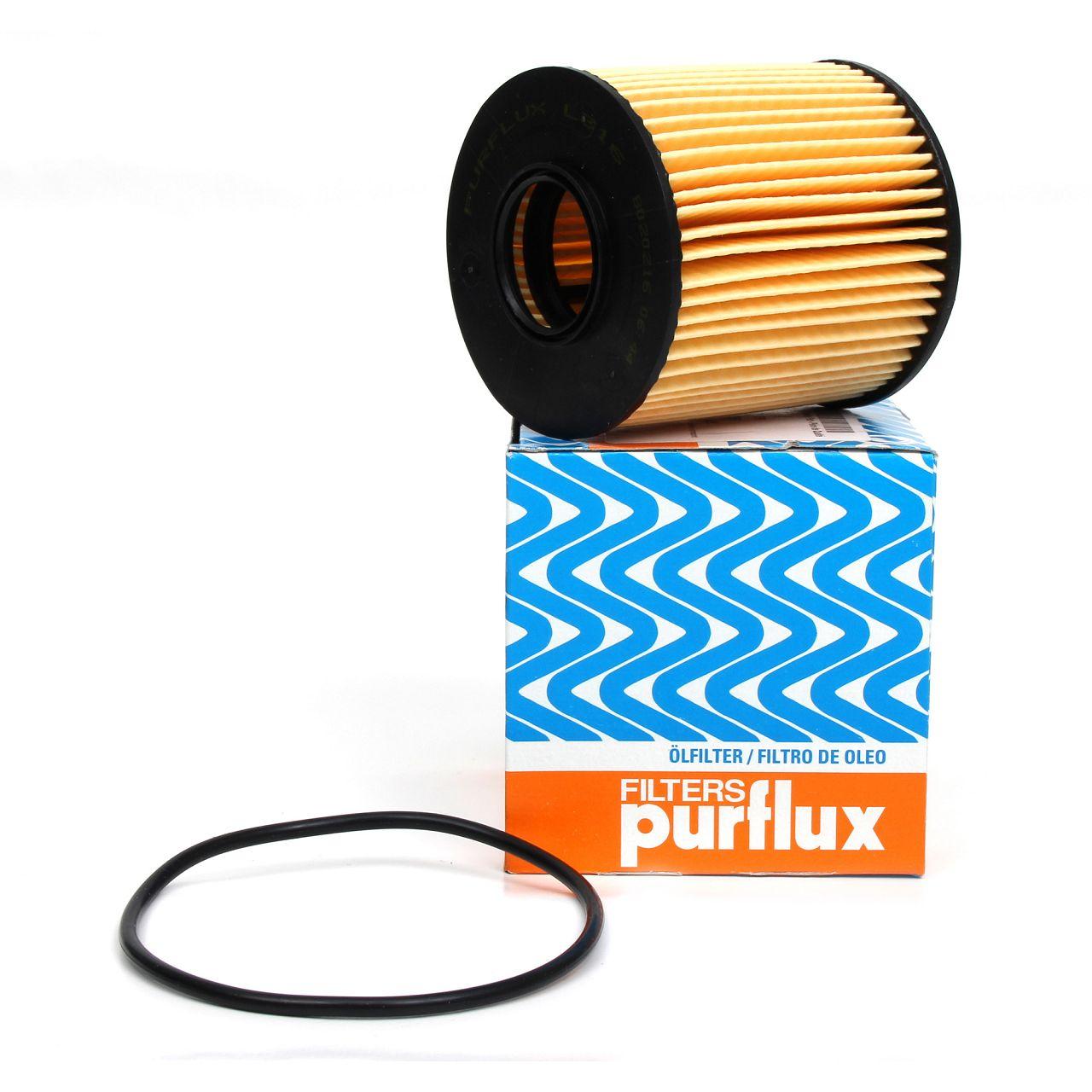 PURFLUX L316 Ölfilter VOLVO C70 S40 S60 S70 S80 V40 V70 XC70 XC90 1275810