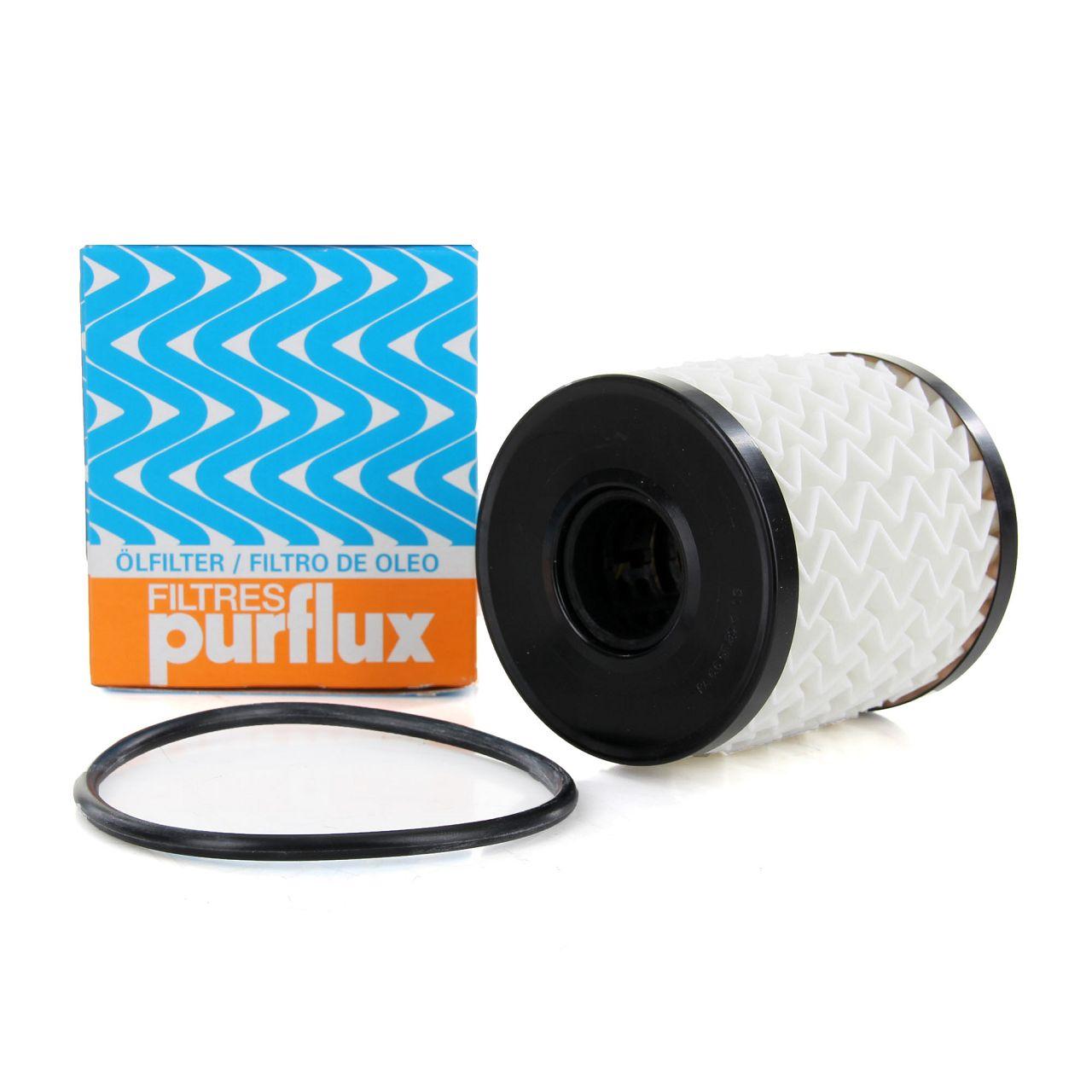 PURFLUX Ölfilter L358A für CITROEN PEUGEOT 2.0 2.2 HDI 1.6 VTi 1.6 THP 1.8 16V