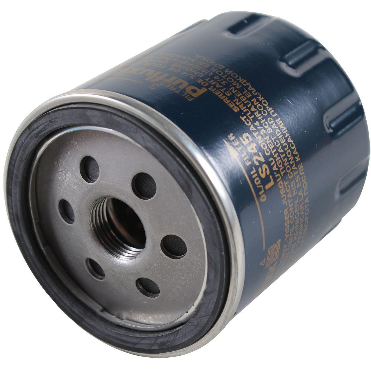 Inspektionskit für VOLVO S60 II S80 II V60 V70 III XC60 2.0 T 203 PS + T5 241 PS
