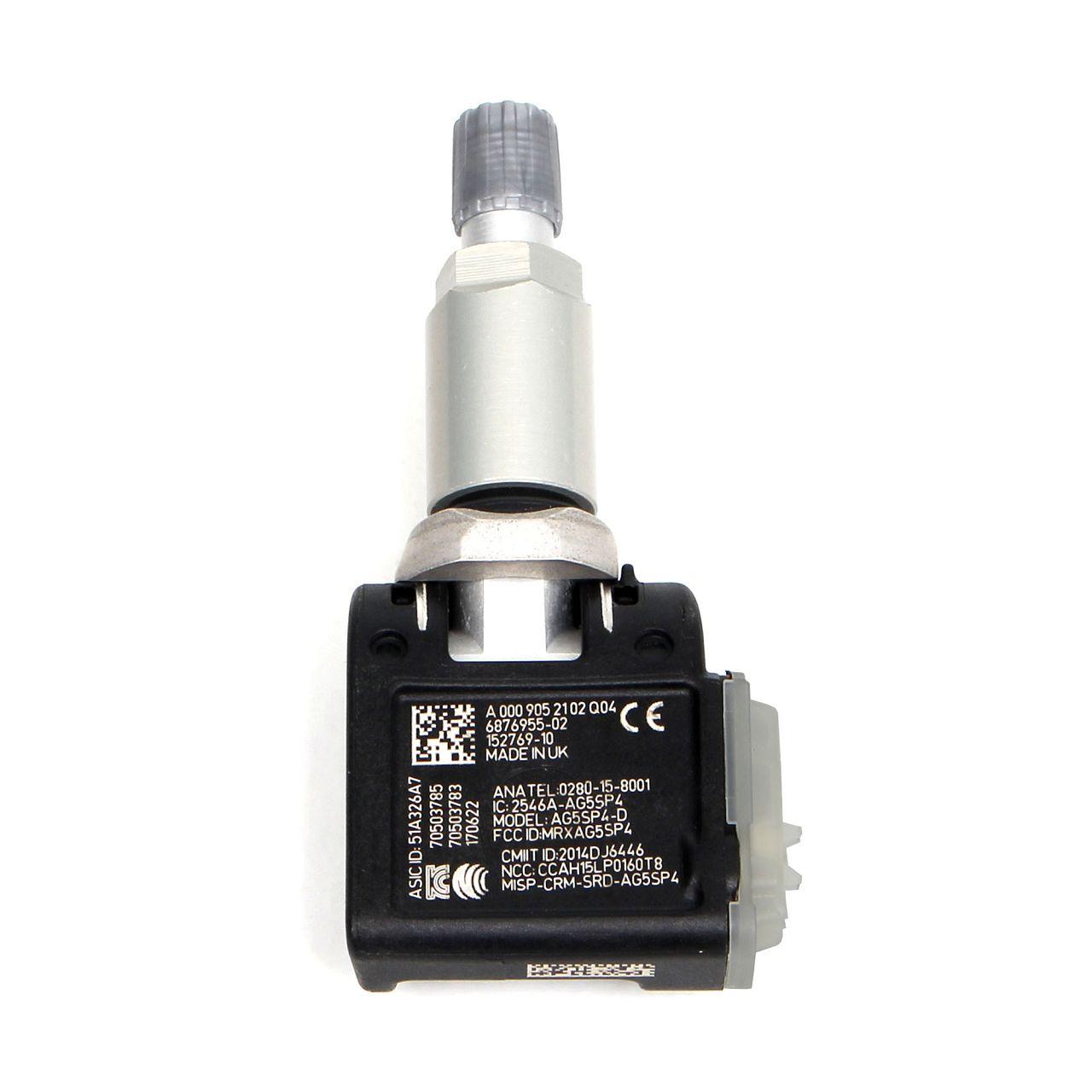 SCHRADER Reifendrucksensor MERCEDES CLS C257 E-Klasse W213 S213 A238 C238