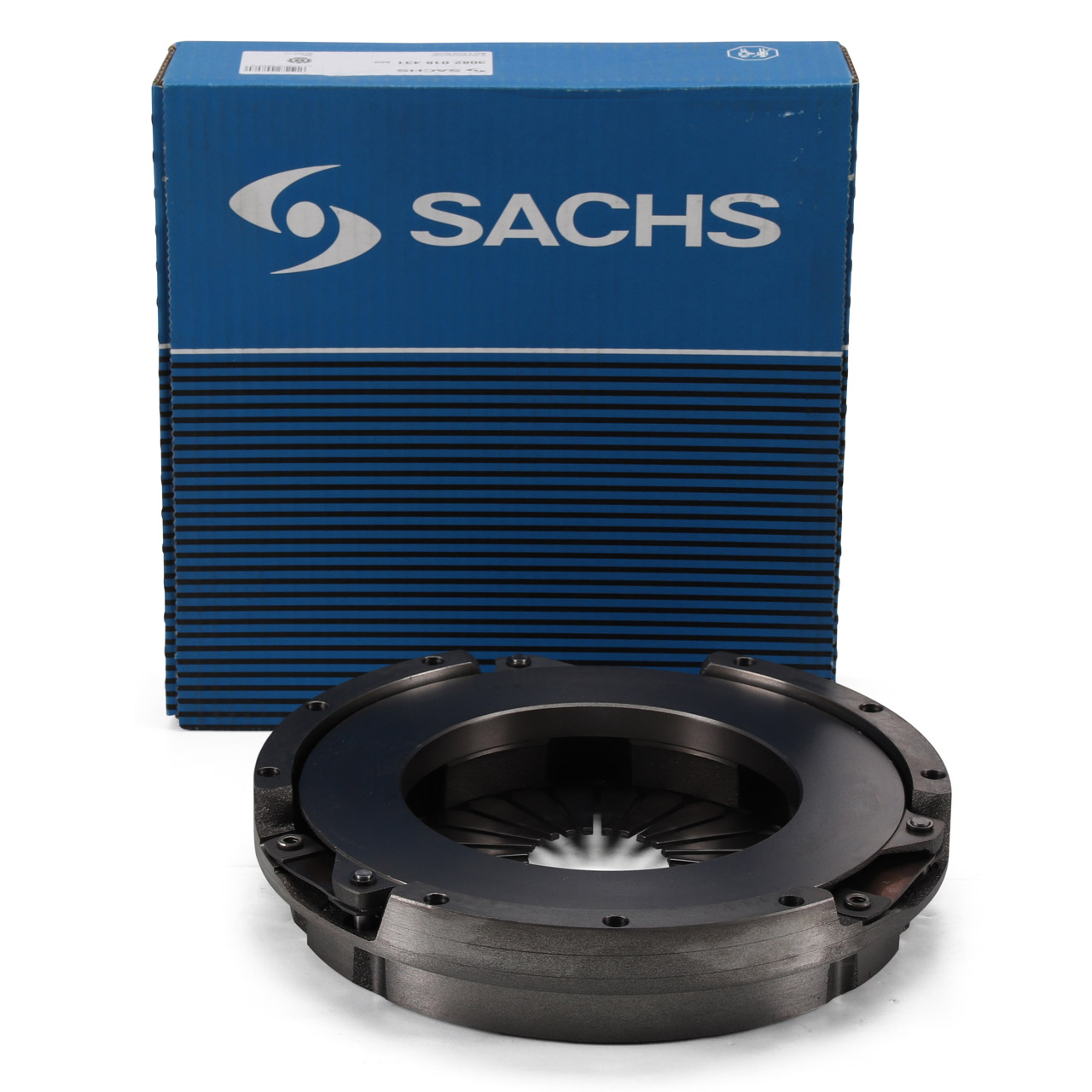SACHS Kupplungsdruckplatte PORSCHE 911 / Targa 2.2 T + 2.2 E + 2.2 S bis 08.1971