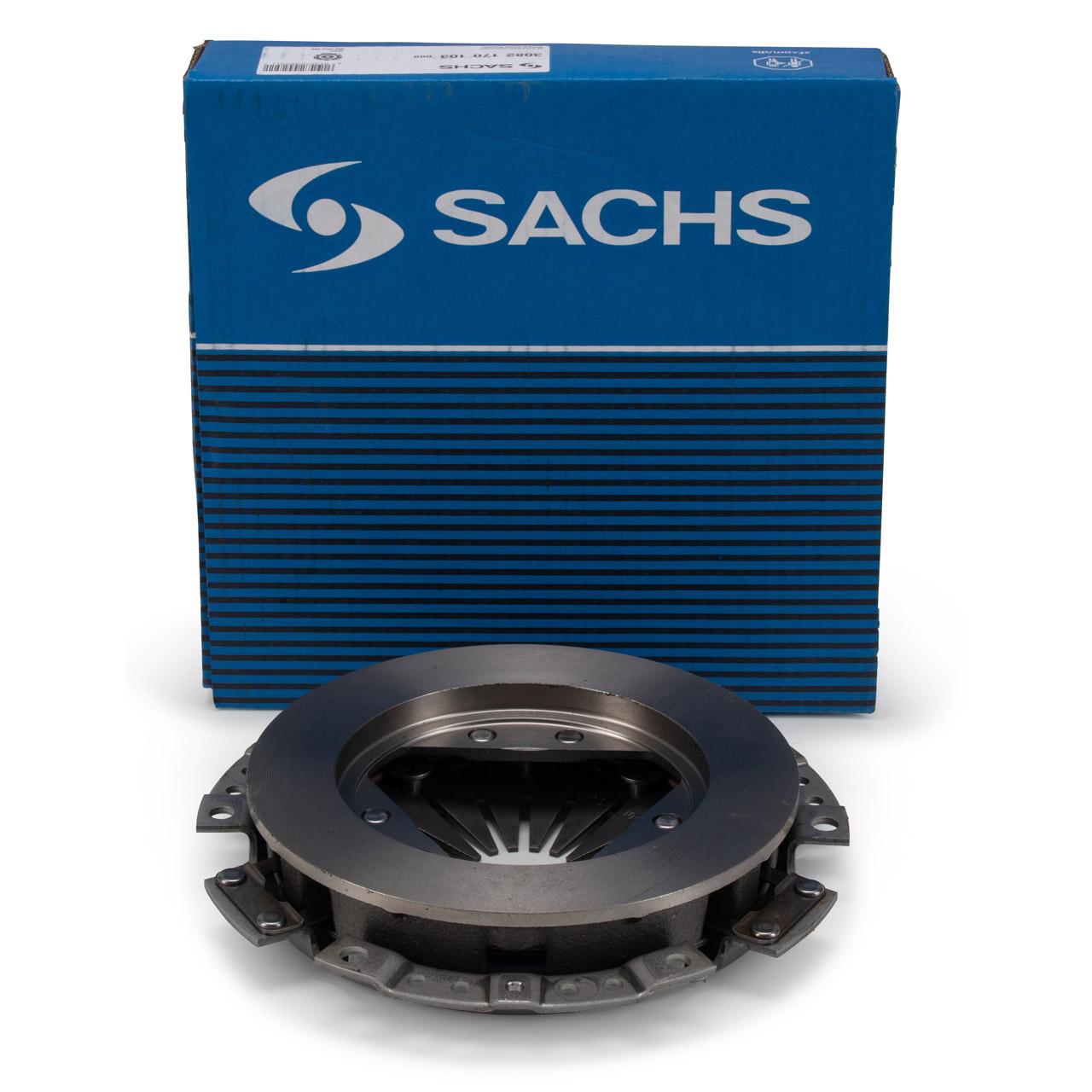 SACHS Kupplungsdruckplatte für PORSCHE 356 COUPE CABRIO B 1600 Super 90
