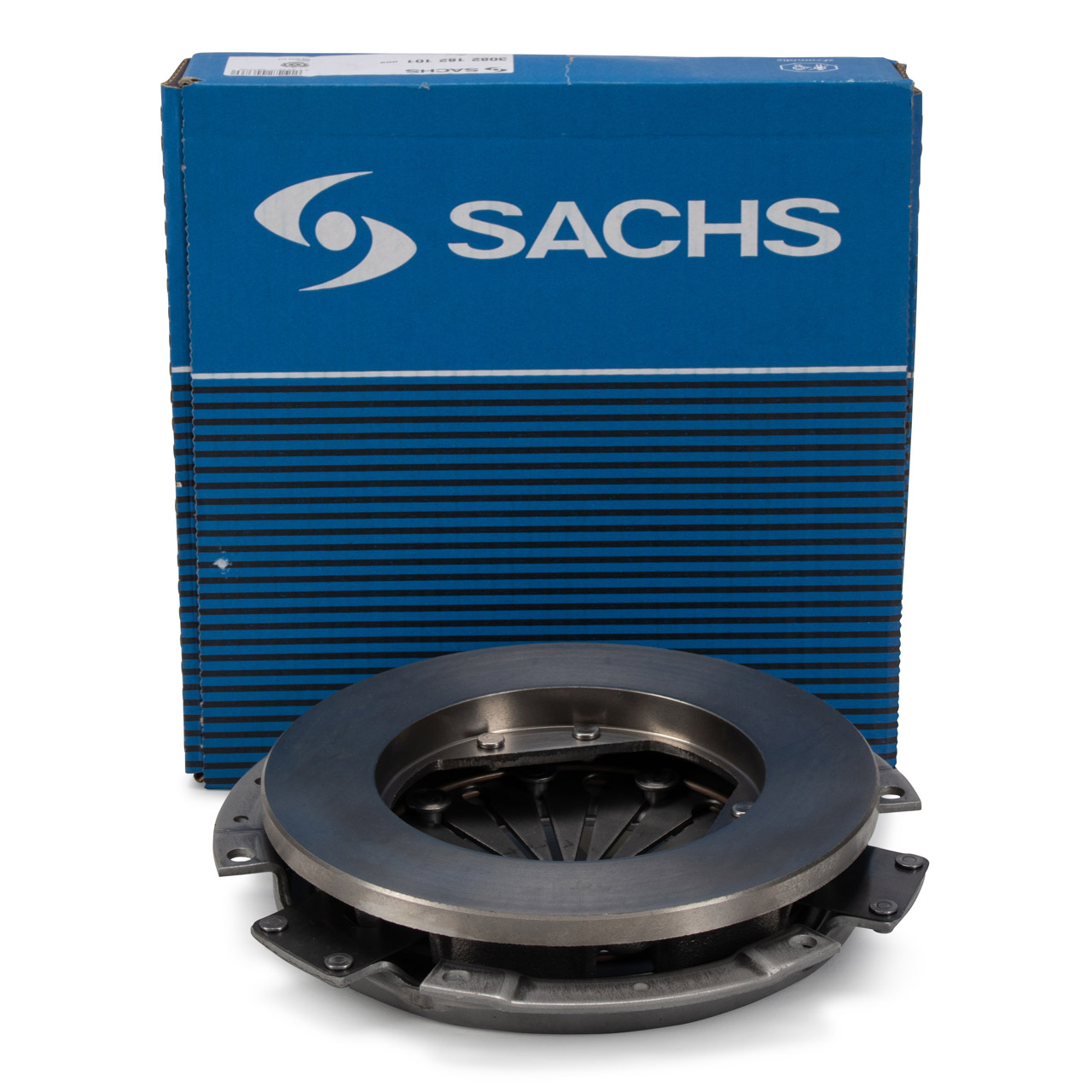 SACHS Kupplungsdruckplatte Druckplatte PORSCHE 356 C 1600 SC 95 PS 61611601401