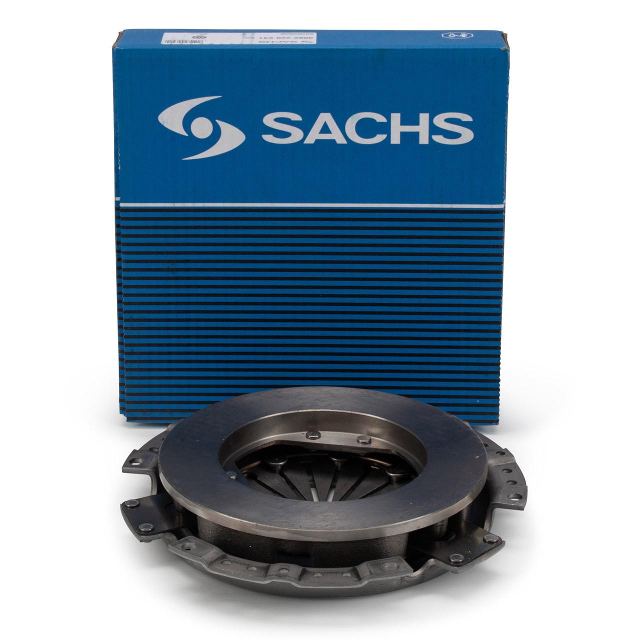 SACHS Kupplungsdruckplatte Druckplatte PORSCHE 912 + TARGA 1.6 90 PS 61611601900