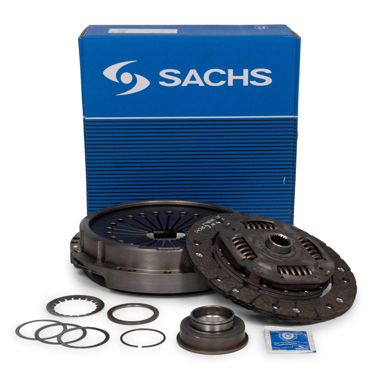 SACHS Kupplung Kupplungssatz PORSCHE 924 2.0 Turbo 2.5 S + 944 2.5-3.0
