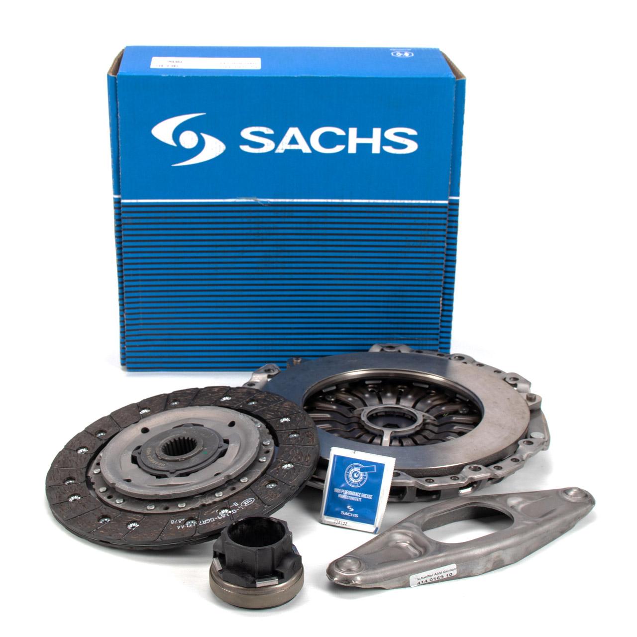 SACHS Kupplungssatz + Ausrücklager für BMW E81-E88 F20 E90-E93 F30 N47 B47 21208631807