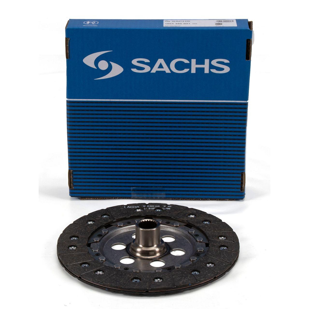 SACHS Kupplungsscheibe für PORSCHE 911 (964 993) 3.3 Turbo 3.6/3.8Carrera/Turbo
