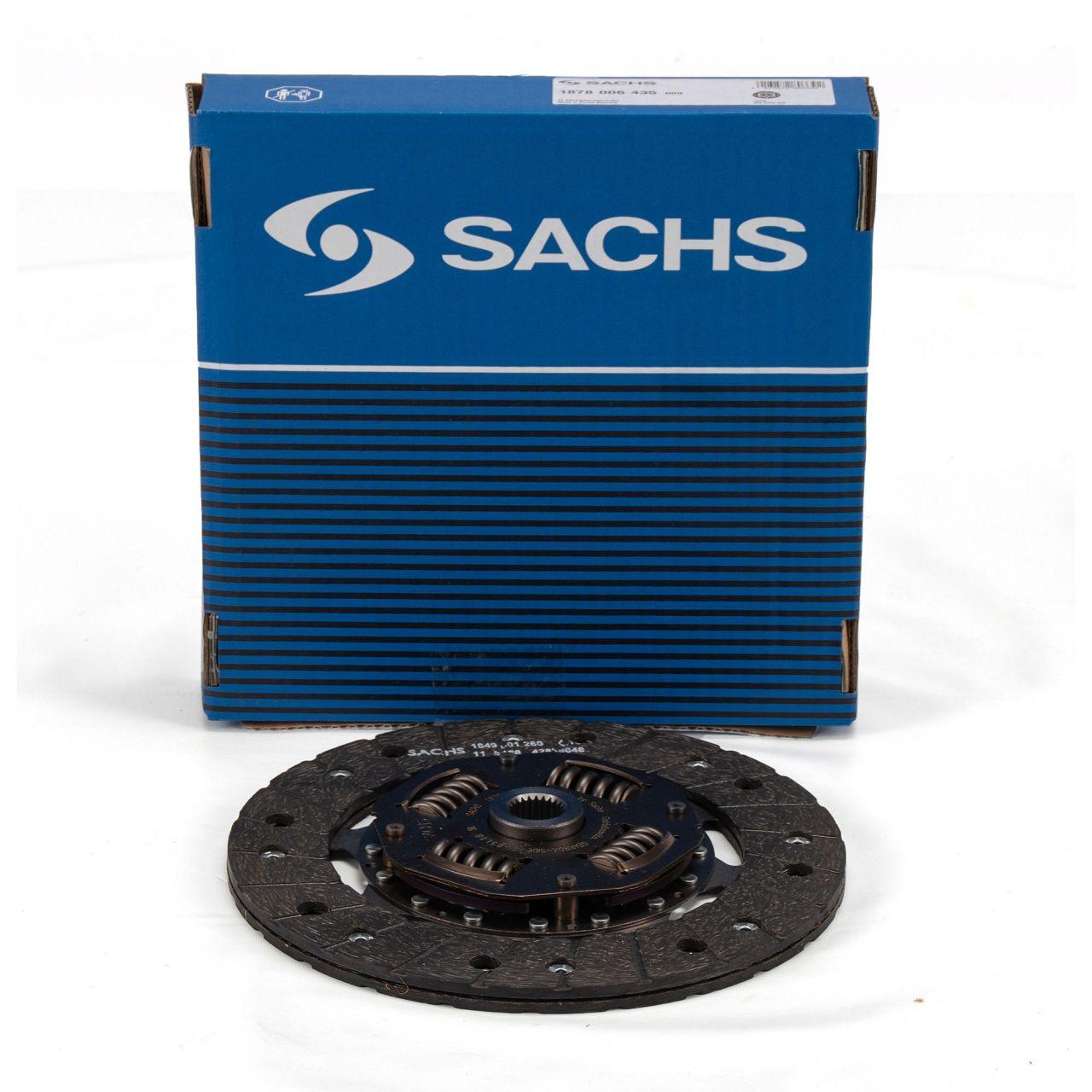 SACHS Kupplungsscheibe für PORSCHE 911 / TARGA 2.0 T + 2.0 L + 2.0 E + 2.0 S