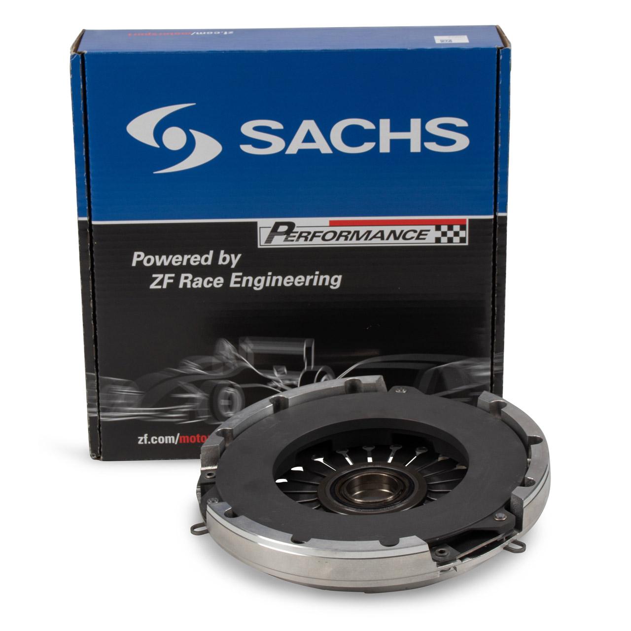 SACHS PERFORMANCE Kupplungsdruckplatte + Ausrücklager für PORSCHE 911 3.0 Turbo