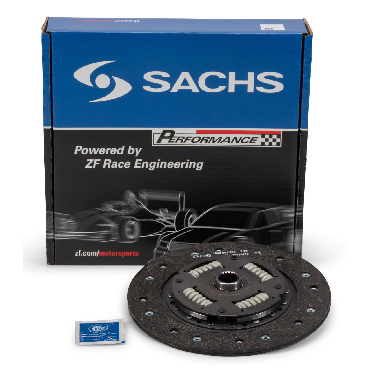 SACHS PERFORMANCE 881861999845 Kupplungsscheibe PORSCHE 911 2.3 T/E/S 2.7/3.0/3.2 Carrera