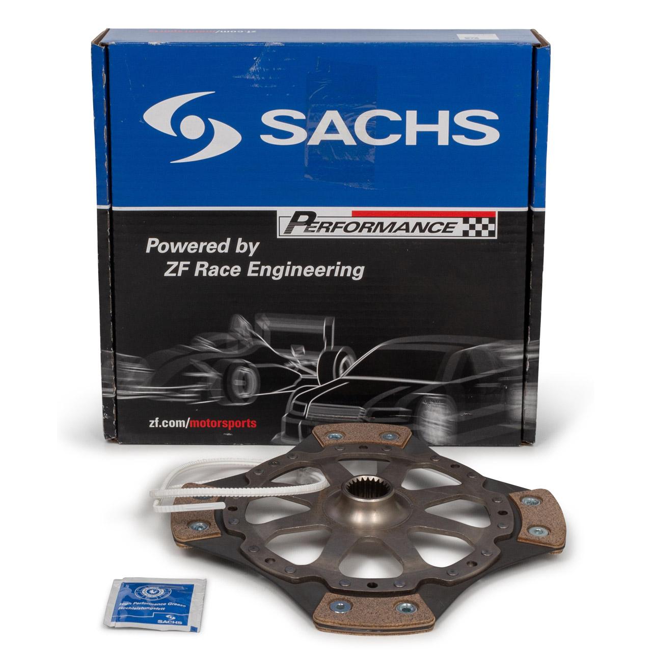 SACHS PERFORMANCE Kupplungsscheibe PORSCHE 996 997 991 Carrera + Boxster 986 S