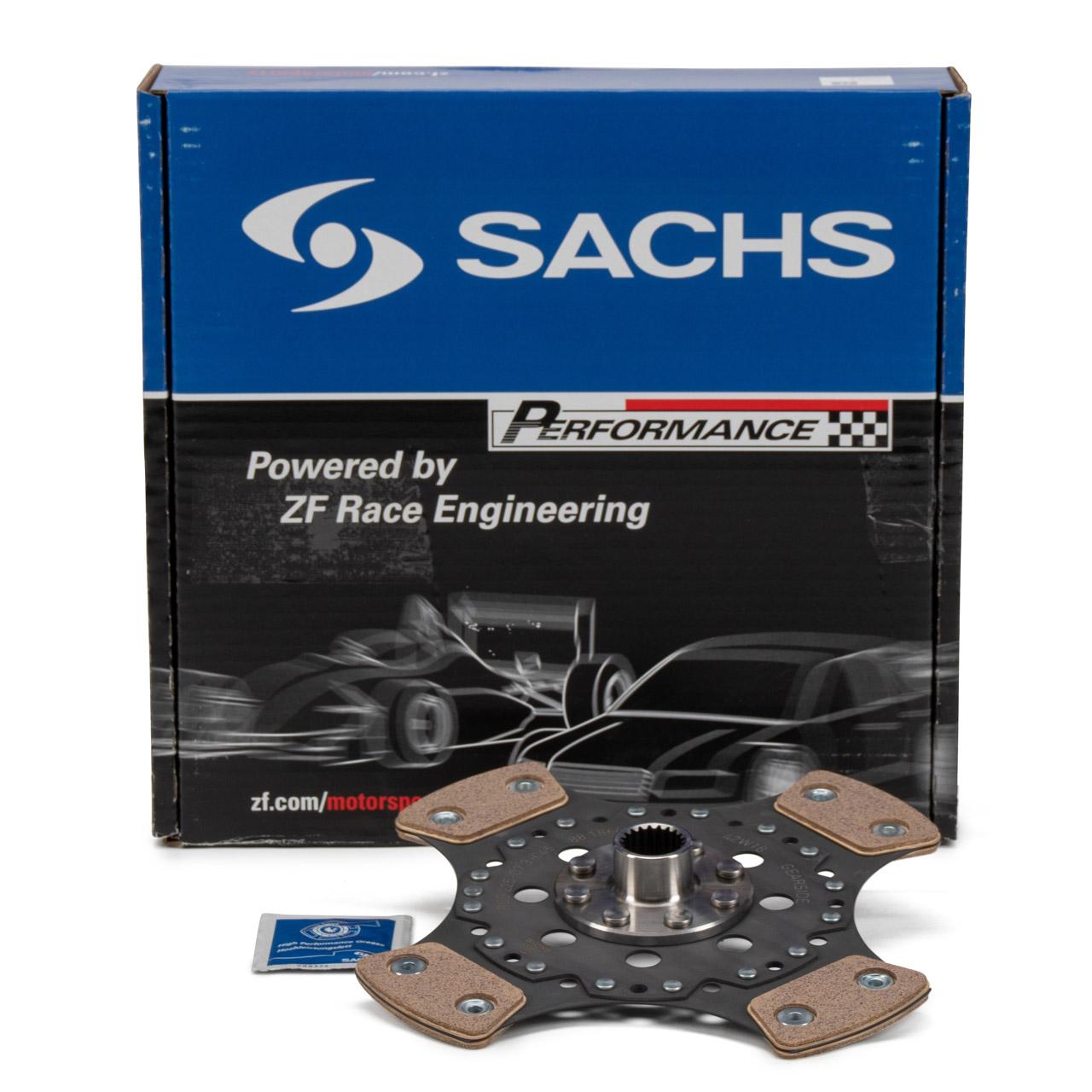 SACHS PERFORMANCE Kupplungsscheibe Sinter PORSCHE 911 2.3 + Carrera 1971-1989