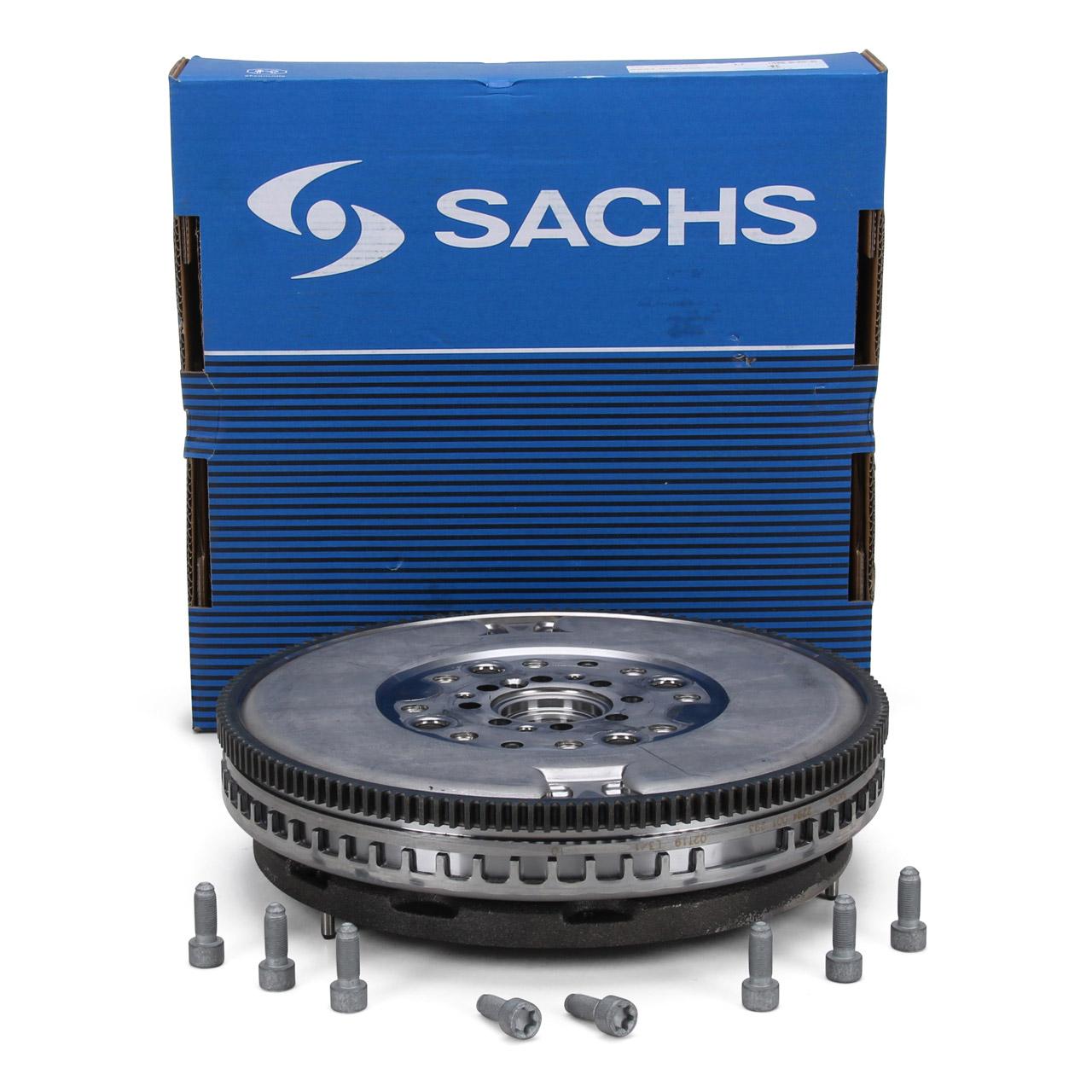 SACHS Zweimassenschwungrad 6-Gang Schaltgetriebe MERCEDES W204 W212 X204 6510305205