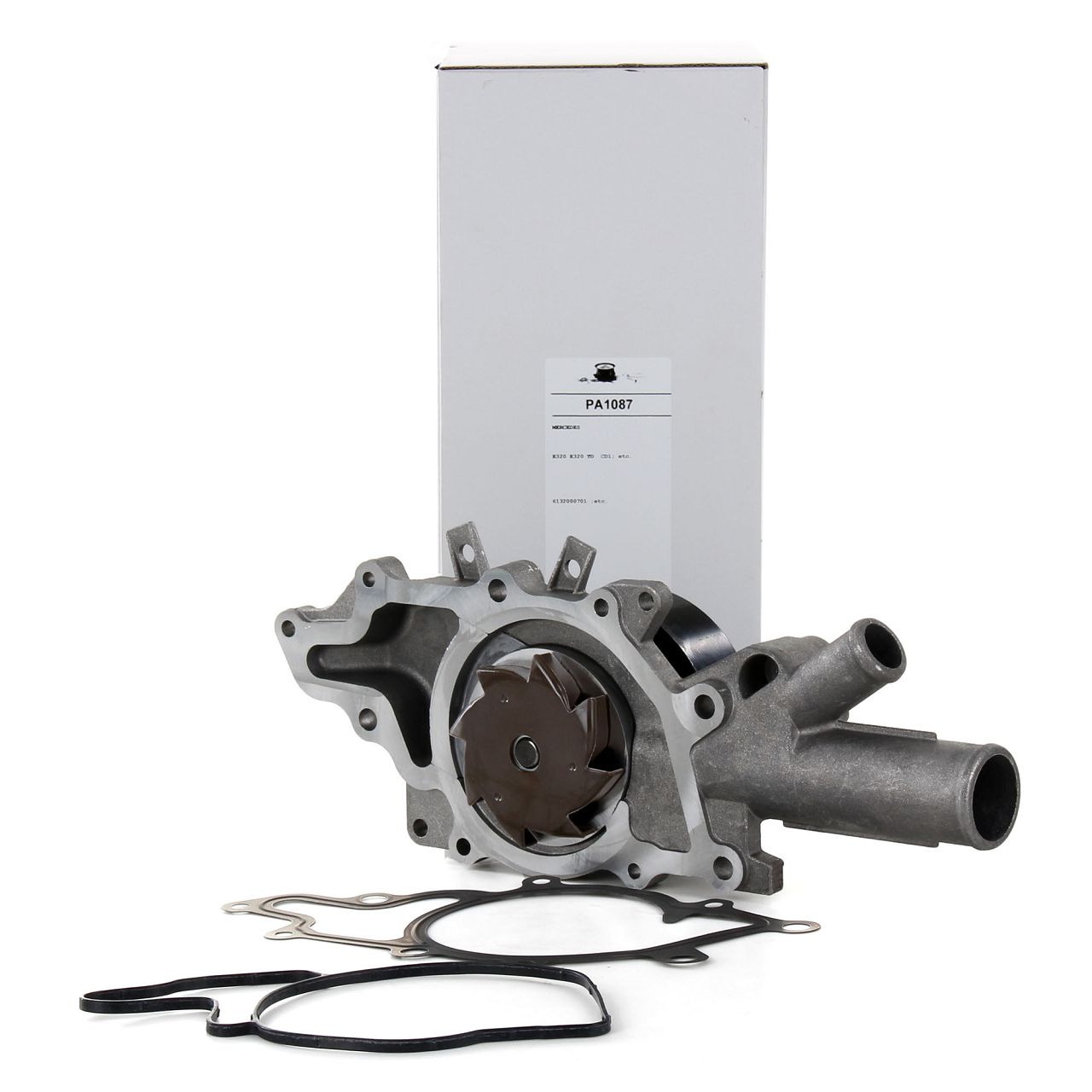SIL Wasserpumpe Kühlwasserpumpe für MERCEDES E-KLASSE W210 S210 E320CDI 197 PS