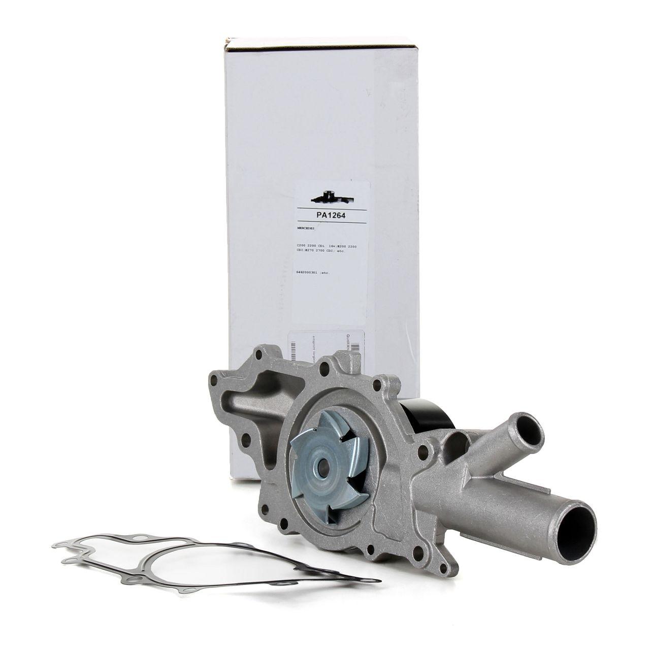 SIL Wasserpumpe MERCEDES W203 W204 200/220CDI C209 200CDI W211 200/220/270CDI