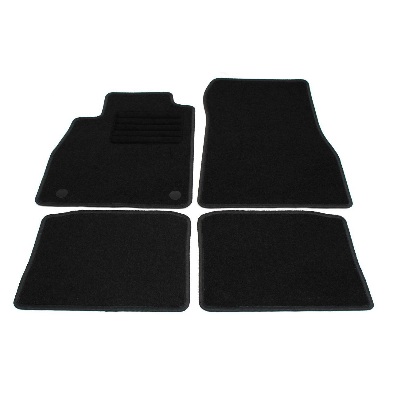 SCHÖNEK Veloursmatten Textilmatten Fußmatten NISSAN Micra V K14 4-teilig