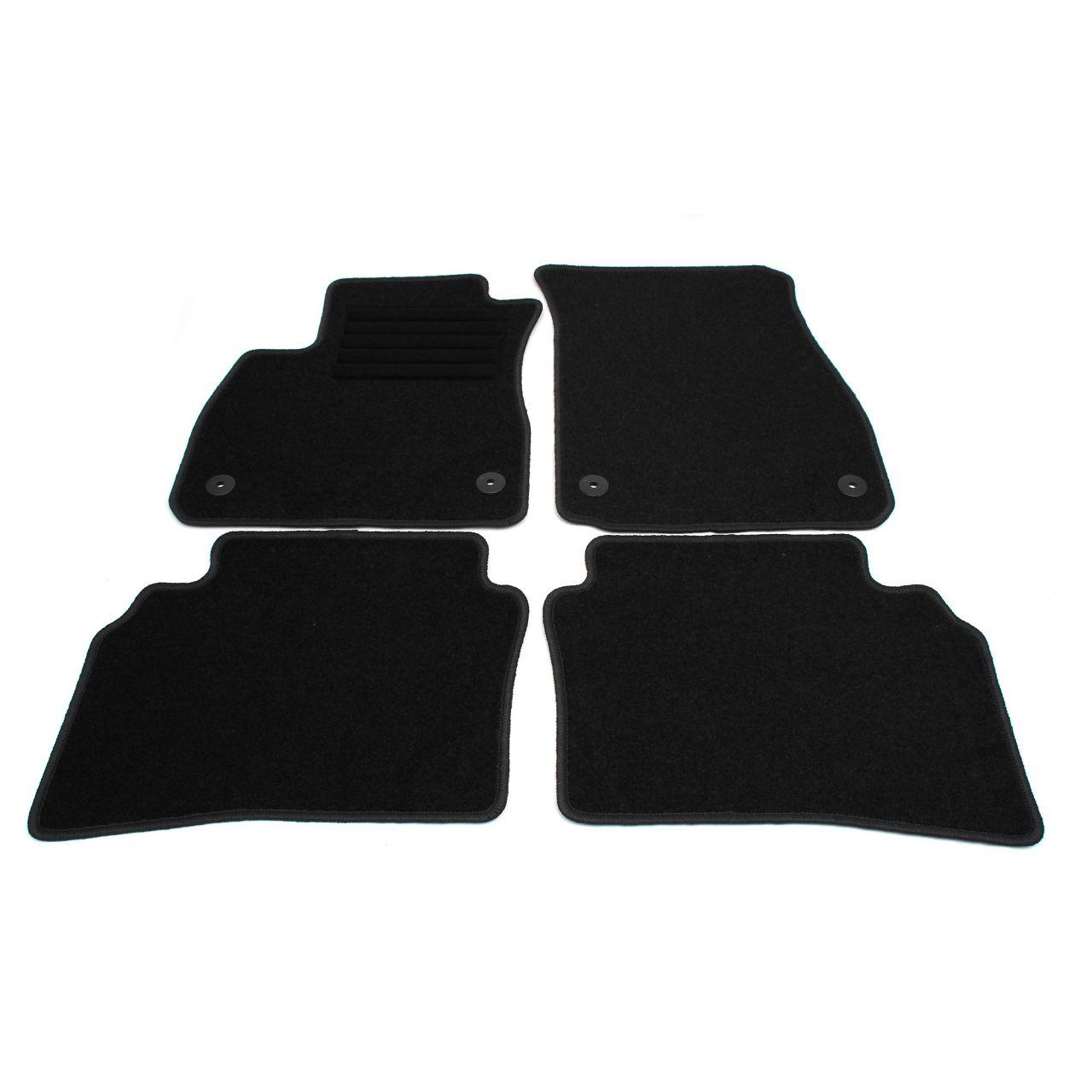 Veloursmatten Textilmatten Fußmatten OPEL Insignia B ab 03.2017 4-teilig