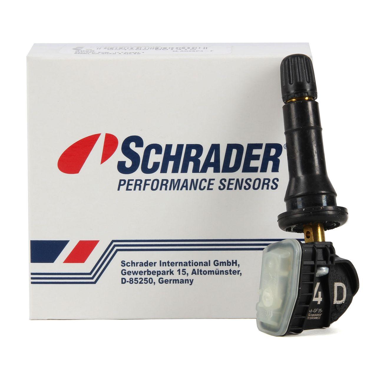 SCHRADER Reifendrucksensor Luftdrucksensor OPEL Insignia B bis 2019 13597645