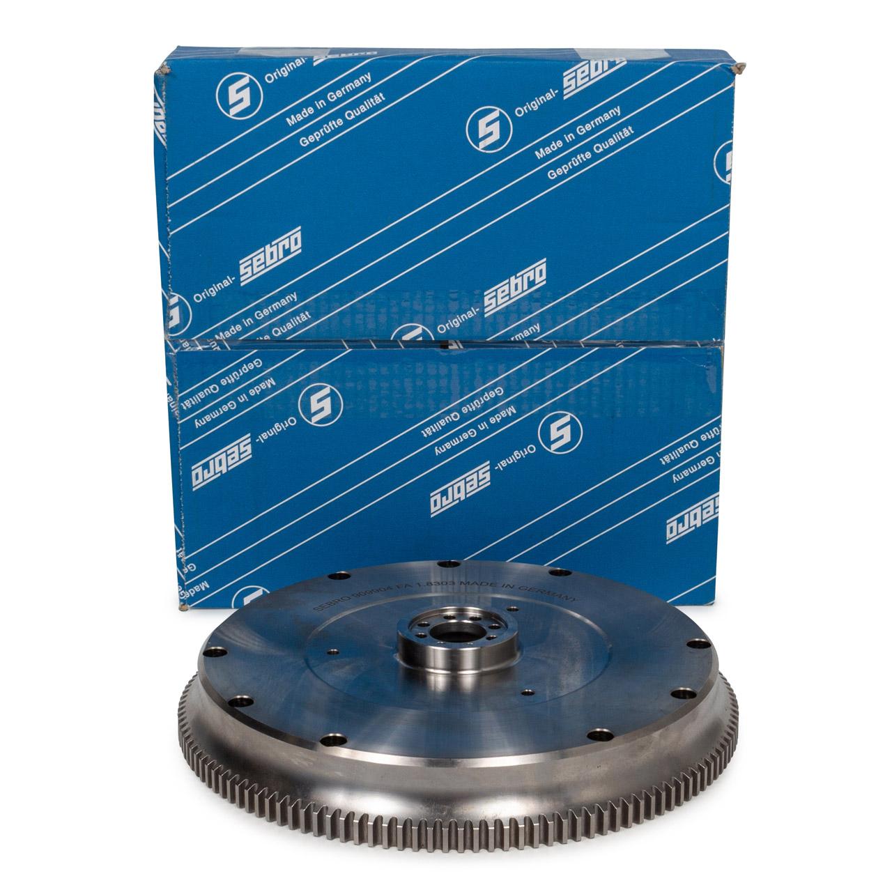 SEBRO Schwungrad für PORSCHE 912 1.6 90 PS 01.1965-12.1969 61610220401