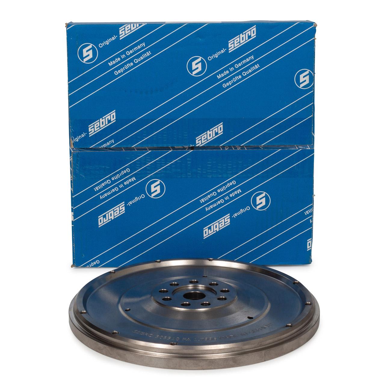 SEBRO Schwungrad für PORSCHE 911 3.3 SC Turbo 301 PS bis 1979 93010220201