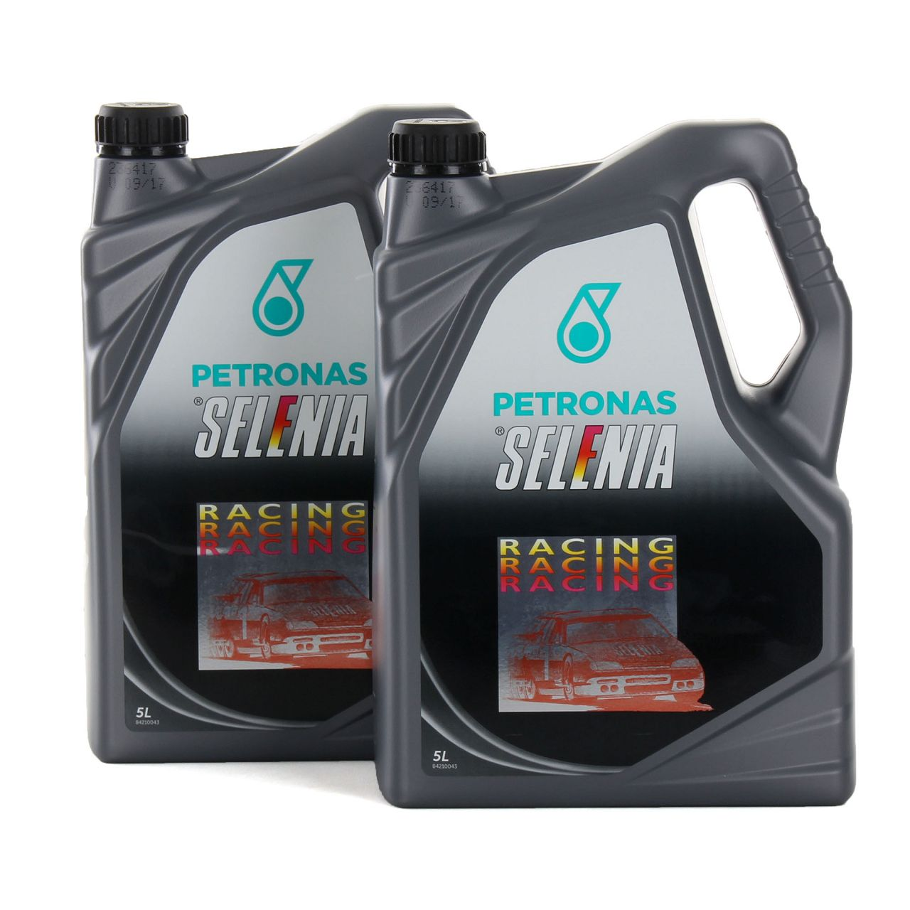 PETRONAS SELENIA Motoröl Öl RACING 10W60 10W-60 Alfa Romeo JTS, GTA - 10 Liter