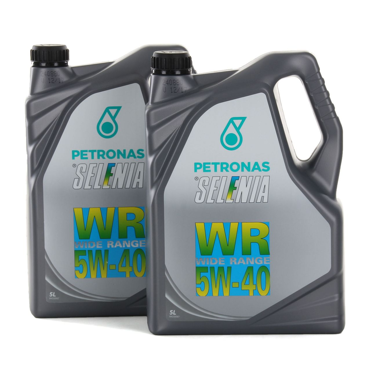 PETRONAS SELENIA Motoröl Öl WR WIDE RANGE 5W40 5W-40 Fiat 9.55535-S3 - 10 Liter