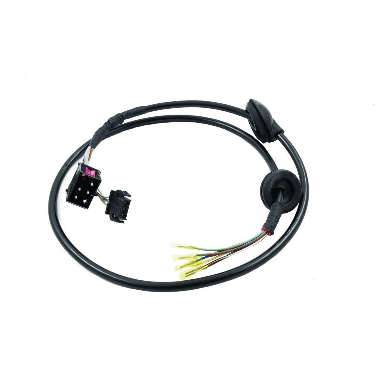 Kabelbaum Kabelsatz Kofferraum Heckklappe für AUDI 80 (8C B4) Limousine 7-polig