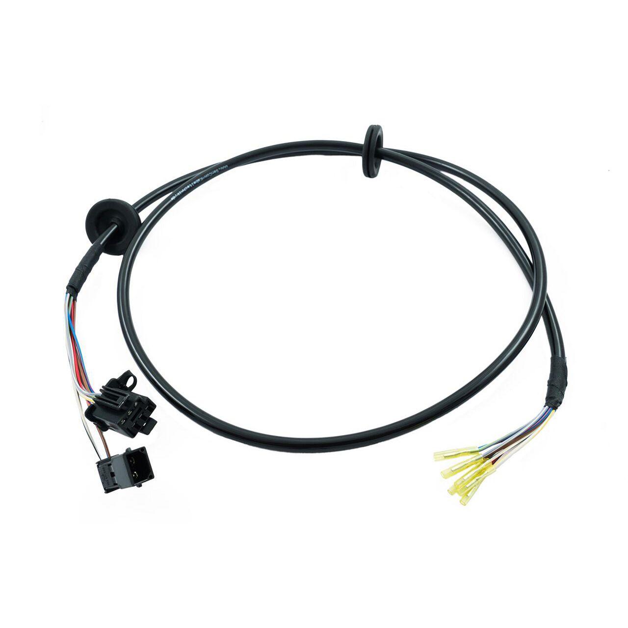 Kabelbaum Kabelsatz Kofferraum Heckklappe für AUDI CABRIO (8G7 B4) links 7-polig