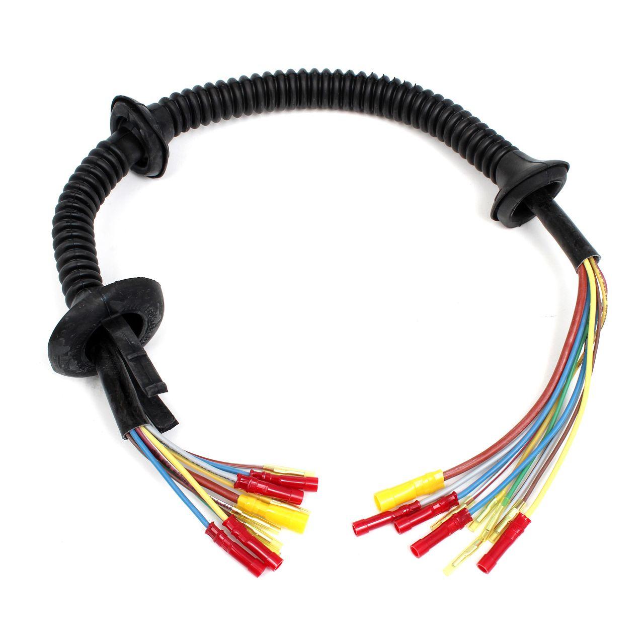 Kabelbaum Kabelsatz Kofferraum Heckklappe für BMW 3er E46 STUFENHECK 10-polig