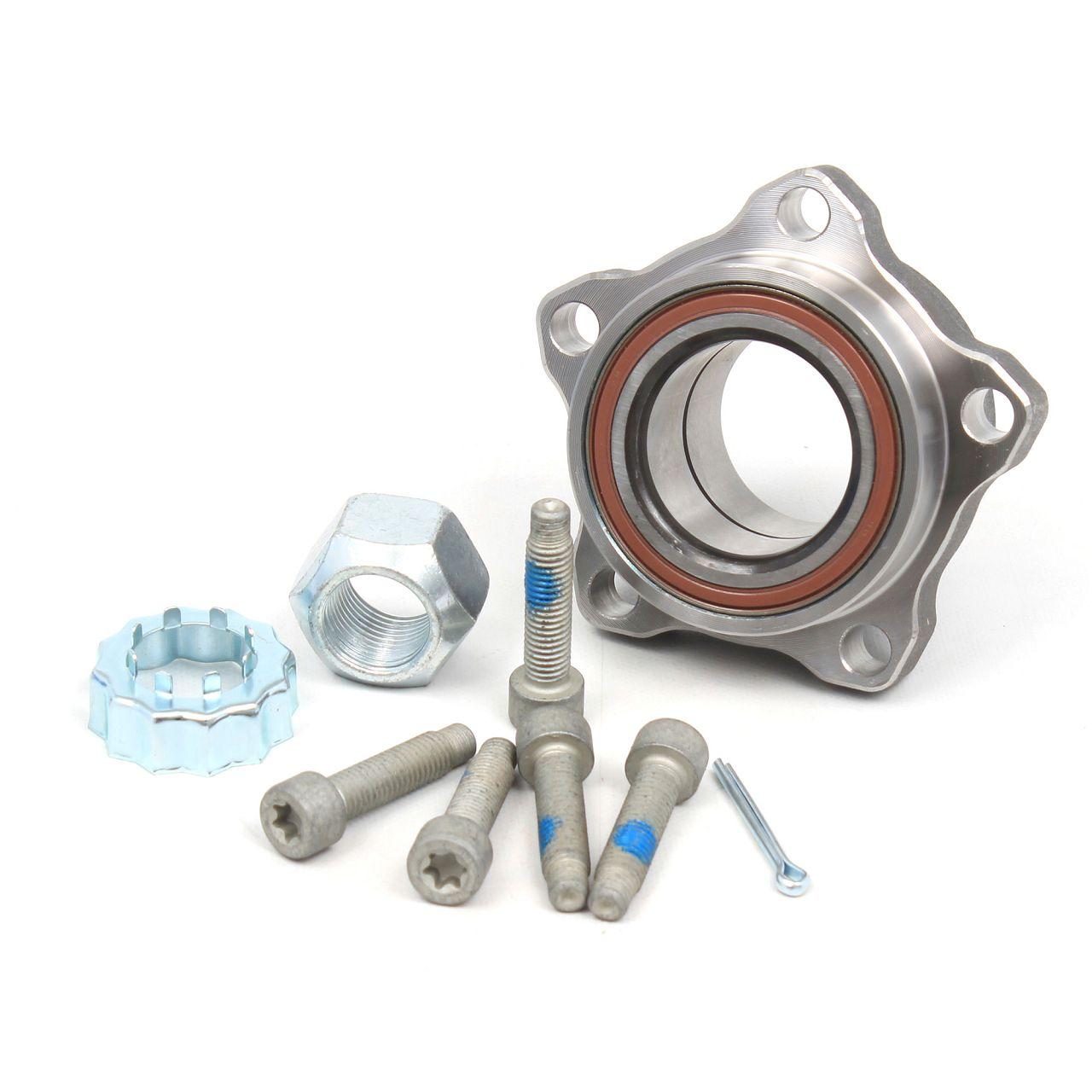 2x SKF Radnabe Reparatursatz für FORD TRANSIT bis 1750kg ab 04.2006 vorne